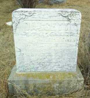 DAGGETT, LORENZO - Antelope County, Nebraska | LORENZO DAGGETT - Nebraska Gravestone Photos