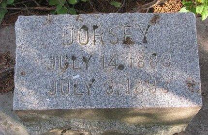 ELLINGTON, DORSEY - Antelope County, Nebraska   DORSEY ELLINGTON - Nebraska Gravestone Photos