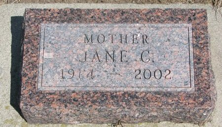 EYER, JANE C. - Antelope County, Nebraska | JANE C. EYER - Nebraska Gravestone Photos