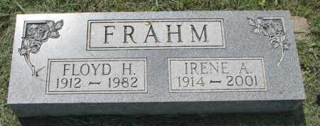 FRAHM, IRENE A. - Antelope County, Nebraska | IRENE A. FRAHM - Nebraska Gravestone Photos