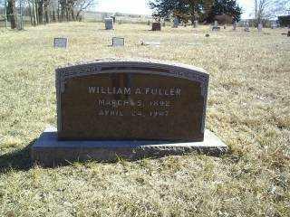 FULLER, WILLIAM A - Antelope County, Nebraska | WILLIAM A FULLER - Nebraska Gravestone Photos