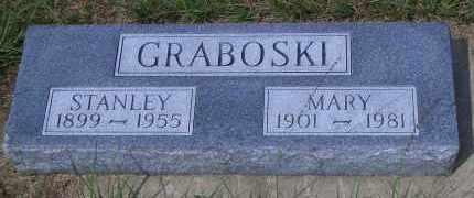 VEDLER GRABOSKI, MARY - Antelope County, Nebraska | MARY VEDLER GRABOSKI - Nebraska Gravestone Photos