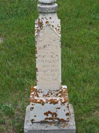 GRAHAM, ALBERT S - Antelope County, Nebraska   ALBERT S GRAHAM - Nebraska Gravestone Photos
