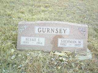 GURNSEY, SHERMAN W - Antelope County, Nebraska | SHERMAN W GURNSEY - Nebraska Gravestone Photos