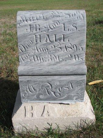 HALL, MARK M. - Antelope County, Nebraska | MARK M. HALL - Nebraska Gravestone Photos