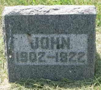 HELMRICKS, JOHN - Antelope County, Nebraska | JOHN HELMRICKS - Nebraska Gravestone Photos