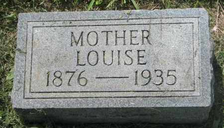 HELMRICKS, LOUISE - Antelope County, Nebraska | LOUISE HELMRICKS - Nebraska Gravestone Photos