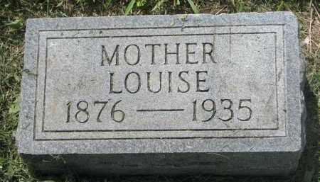HELMRICKS, LOUISE - Antelope County, Nebraska | LOUISE HELMRICKS - Nebraska Gravestone Photos