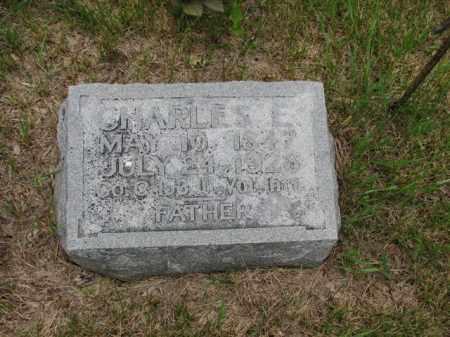 HEMENWAY, CHARLES E. - Antelope County, Nebraska   CHARLES E. HEMENWAY - Nebraska Gravestone Photos