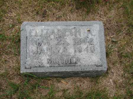 HEMENWAY, ELIZABETH ANN - Antelope County, Nebraska | ELIZABETH ANN HEMENWAY - Nebraska Gravestone Photos