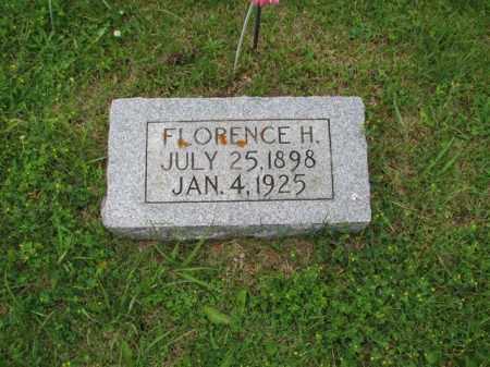 MAPES HEMENWAY, FLORENCE HAZEL - Antelope County, Nebraska | FLORENCE HAZEL MAPES HEMENWAY - Nebraska Gravestone Photos