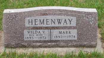 HEMENWAY, MARK - Antelope County, Nebraska | MARK HEMENWAY - Nebraska Gravestone Photos