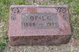 HEMENWAY, OPAL GERTRUDE - Antelope County, Nebraska | OPAL GERTRUDE HEMENWAY - Nebraska Gravestone Photos