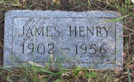 HENRY, JAMES ALEXANDER - Antelope County, Nebraska | JAMES ALEXANDER HENRY - Nebraska Gravestone Photos