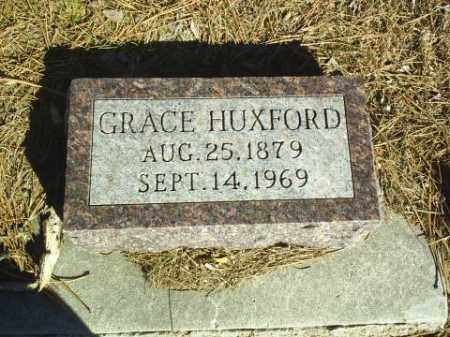 HUXFORD, GRACE - Antelope County, Nebraska | GRACE HUXFORD - Nebraska Gravestone Photos