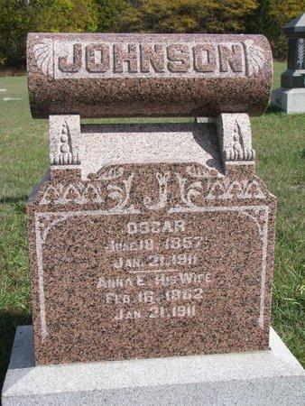 JOHNSON, ANNA ELIZABETH - Antelope County, Nebraska | ANNA ELIZABETH JOHNSON - Nebraska Gravestone Photos