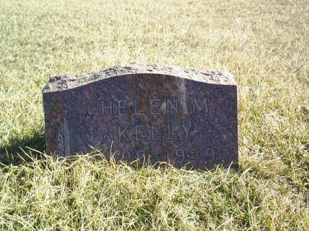 KELLY, HELEN M - Antelope County, Nebraska   HELEN M KELLY - Nebraska Gravestone Photos
