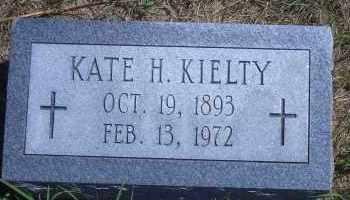 KIELTY, KATE H - Antelope County, Nebraska   KATE H KIELTY - Nebraska Gravestone Photos