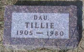 KLAMERT, TILLEI - Antelope County, Nebraska | TILLEI KLAMERT - Nebraska Gravestone Photos