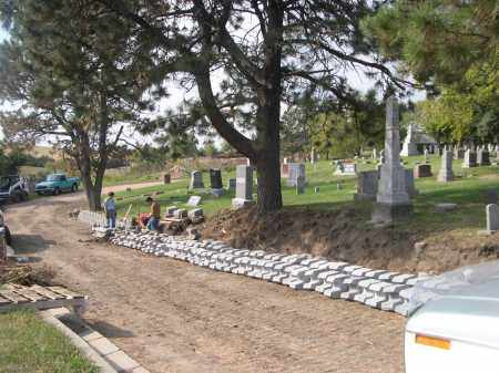 *LAUREL HILL CEMETERY, VIEW OF - Antelope County, Nebraska | VIEW OF *LAUREL HILL CEMETERY - Nebraska Gravestone Photos