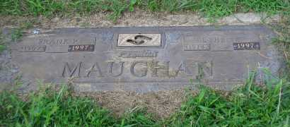 MAUGHAN, FRANK - Antelope County, Nebraska | FRANK MAUGHAN - Nebraska Gravestone Photos