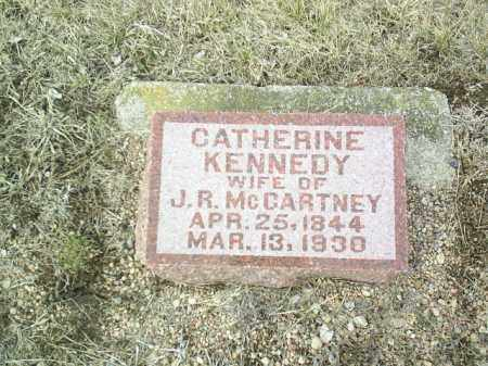 KENNEDY MCCARTNEY, CATHERINE - Antelope County, Nebraska | CATHERINE KENNEDY MCCARTNEY - Nebraska Gravestone Photos
