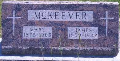 RYAN MCKEEVER, MARY - Antelope County, Nebraska | MARY RYAN MCKEEVER - Nebraska Gravestone Photos