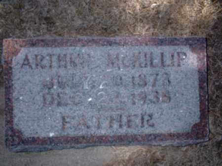 MCKILLIP, ARTHUR - Antelope County, Nebraska | ARTHUR MCKILLIP - Nebraska Gravestone Photos