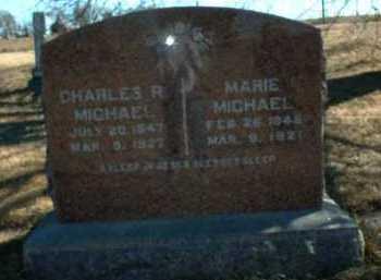 MICHAEL, CHARLES - Antelope County, Nebraska | CHARLES MICHAEL - Nebraska Gravestone Photos