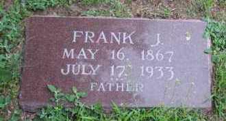 MICHAEL, FRANK J - Antelope County, Nebraska | FRANK J MICHAEL - Nebraska Gravestone Photos