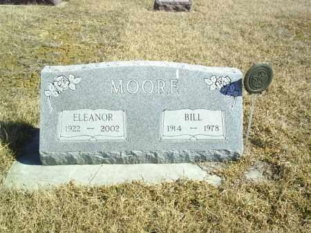 MOORE, ELEANOR - Antelope County, Nebraska | ELEANOR MOORE - Nebraska Gravestone Photos