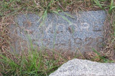 HAMON MOORE, MAHALA AMELIA - Antelope County, Nebraska | MAHALA AMELIA HAMON MOORE - Nebraska Gravestone Photos