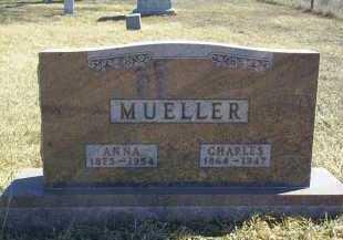 MUELLER, CHARLES - Antelope County, Nebraska | CHARLES MUELLER - Nebraska Gravestone Photos
