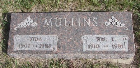 CHASE MULLINS, VIDA LUCILLE - Antelope County, Nebraska | VIDA LUCILLE CHASE MULLINS - Nebraska Gravestone Photos