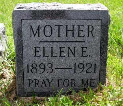 MURPHY, ELLEN E - Antelope County, Nebraska | ELLEN E MURPHY - Nebraska Gravestone Photos