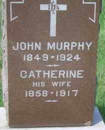 MURPHY, JOHN - Antelope County, Nebraska | JOHN MURPHY - Nebraska Gravestone Photos