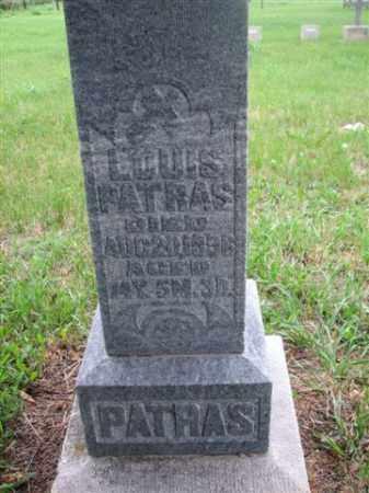 PATRAS, LOUISE - Antelope County, Nebraska   LOUISE PATRAS - Nebraska Gravestone Photos