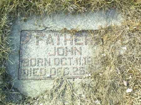 REINSBACH, JOHN - Antelope County, Nebraska | JOHN REINSBACH - Nebraska Gravestone Photos