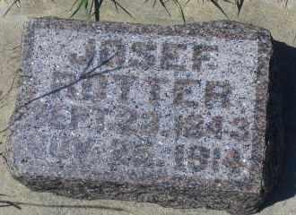 ROTTER, JOSEF - Antelope County, Nebraska   JOSEF ROTTER - Nebraska Gravestone Photos