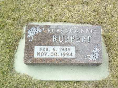 RUPPERT, RUBY - Antelope County, Nebraska | RUBY RUPPERT - Nebraska Gravestone Photos