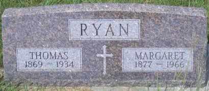 MAUGHAN RYAN, MARGARET - Antelope County, Nebraska | MARGARET MAUGHAN RYAN - Nebraska Gravestone Photos
