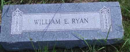 RYAN, WILLIAM E - Antelope County, Nebraska | WILLIAM E RYAN - Nebraska Gravestone Photos