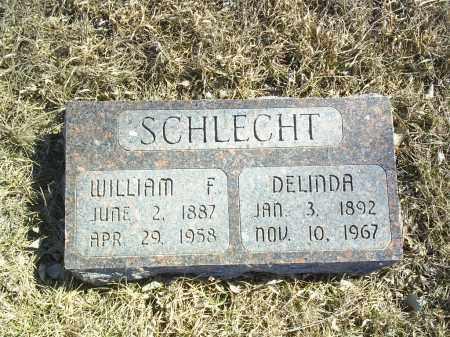 SCHLECHT, DELINDA - Antelope County, Nebraska | DELINDA SCHLECHT - Nebraska Gravestone Photos