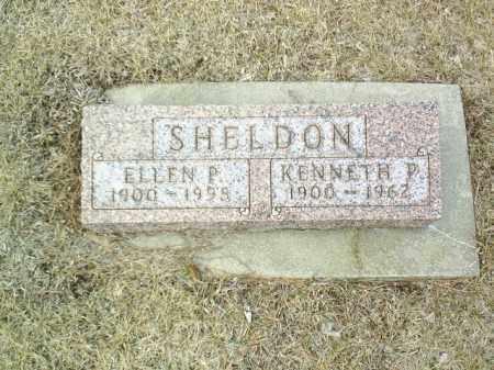 SHELDON, ELLEN - Antelope County, Nebraska | ELLEN SHELDON - Nebraska Gravestone Photos