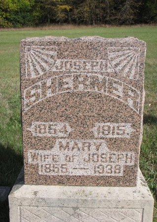 FORBES SHERMER, MARY JANE - Antelope County, Nebraska | MARY JANE FORBES SHERMER - Nebraska Gravestone Photos