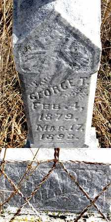 SHRADER, GEORGE T. - Antelope County, Nebraska | GEORGE T. SHRADER - Nebraska Gravestone Photos