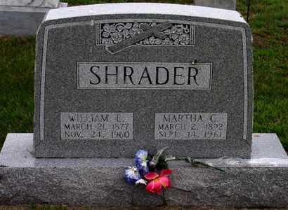 KOHLOFF SHRADER, MARTHA C. - Antelope County, Nebraska | MARTHA C. KOHLOFF SHRADER - Nebraska Gravestone Photos