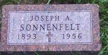 SONNENFELT, JOSEPH A - Antelope County, Nebraska | JOSEPH A SONNENFELT - Nebraska Gravestone Photos