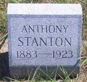 STANTON, ANTHONY - Antelope County, Nebraska | ANTHONY STANTON - Nebraska Gravestone Photos