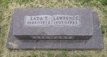STEWART, LAWRENCE - Antelope County, Nebraska   LAWRENCE STEWART - Nebraska Gravestone Photos